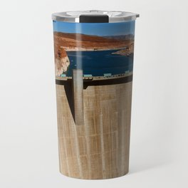Glen Canyon Dam and Lake Powell Travel Mug