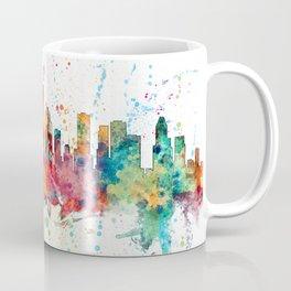 Houston Texas Skyline Coffee Mug