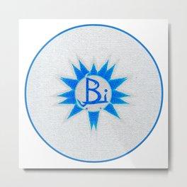JBI - 15 Metal Print