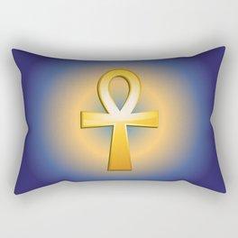 Anch-Symbol Rectangular Pillow