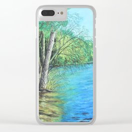 Lakeland 2 Clear iPhone Case