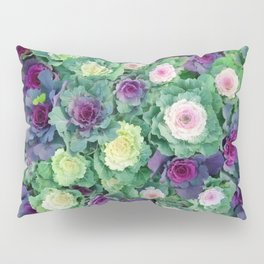 Ornamental kale Pillow Sham
