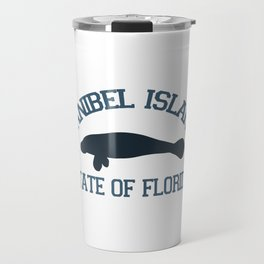 Sanibel Island - Florida. Travel Mug