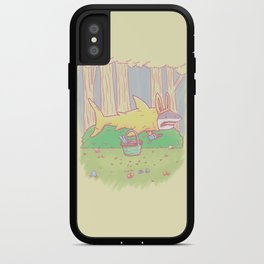 The Easter Bunny Shark iPhone Case