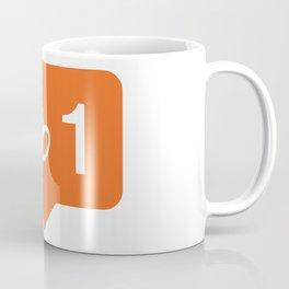 1 like coffee! Coffee Mug