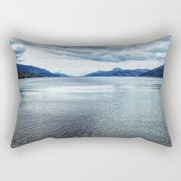Loch Ness Scotland Rectangular Pillow