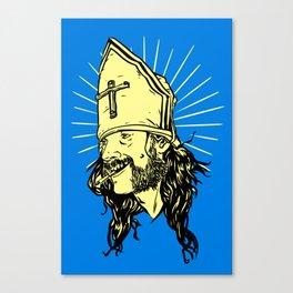 Lemmy - Tribute Canvas Print