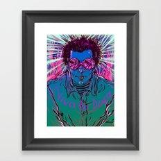 Viva la Disco Framed Art Print