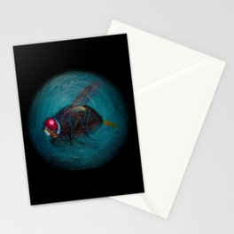Dead Fly Stationery Cards