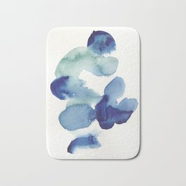 12   | 190816 | Surrender | Abstract Watercolour Painting Bath Mat