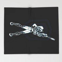 Locked and Loaded Throw Blanket