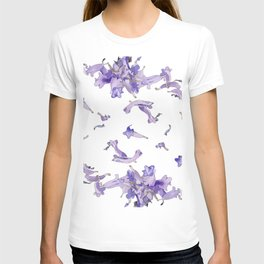 Jacaranda Mandala T-shirt