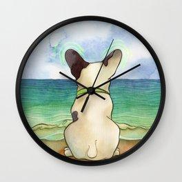 Bubba Vibes Wall Clock