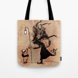 Toy Peddler Tote Bag