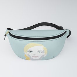 Pop art beauty Fanny Pack