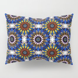 The Damascus pattern . Pillow Sham