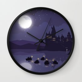 1st Year Arrivals Wall Clock