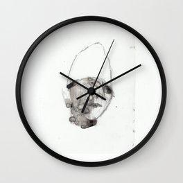 Bandaged Boy Wall Clock