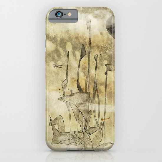 strange world iPhone & iPod Case