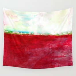 Journey No.600i by Kathy Morton Stanion Wall Tapestry