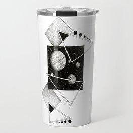 Jupiter and Moons Travel Mug