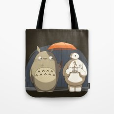 New Neighbors  Tote Bag