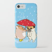 friendship iPhone & iPod Cases featuring Friendship by Ball Ball and friends