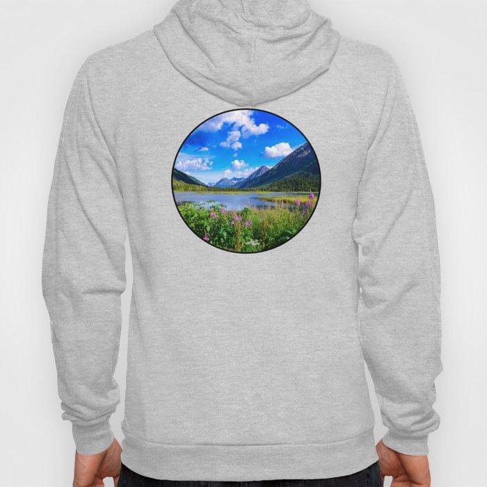 God's_Country - IV, Alaska Hoody