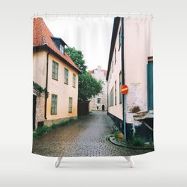 Visby II Shower Curtain