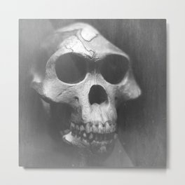 Primitive Metal Print