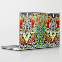 paisley Laptop & iPad Skins featuring Paisley by BellagioVista