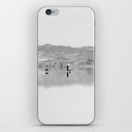 Walk on Water iPhone Skin