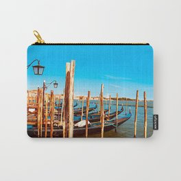 Venice Italy Europe Art Carry-All Pouch