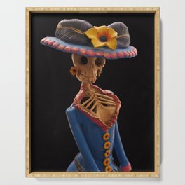 Day of the Dead (Catrina) Serving Tray