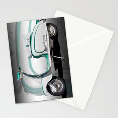Lambretta scooter Stationery Cards