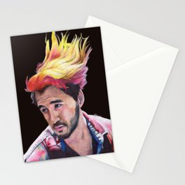 Markiplier Is Hot Stationery Cards