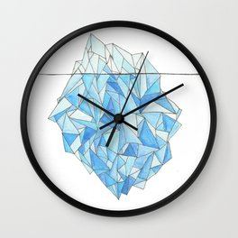 Iceberg Wall Clock