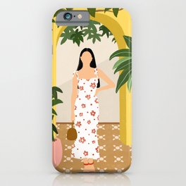 A Dreamy Summer - Italy  iPhone Case