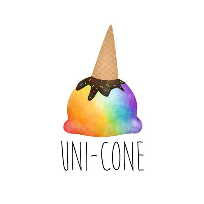 Uni-cone Comforters