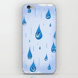 I Like Rain iPhone Skin