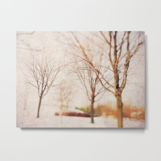 Woodland Dreams Metal Print