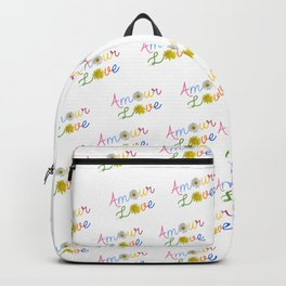Amour Love Backpack