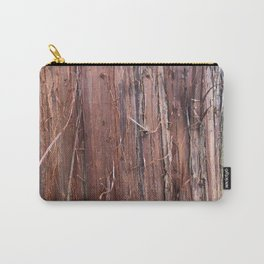 Silver Fir Tree Trunk Abies Alba Carry-All Pouch
