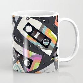 Retro Cassette Tapes Coffee Mug