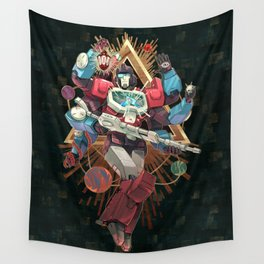 Shining Mind Wall Tapestry