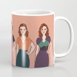 Peggy Carter Coffee Mug