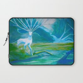 Forest Saint Laptop Sleeve