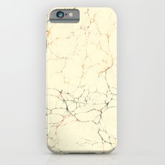 Marbled Cream iPhone 6s Slim Case