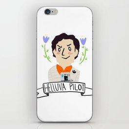 One Helluva Pilot iPhone Skin