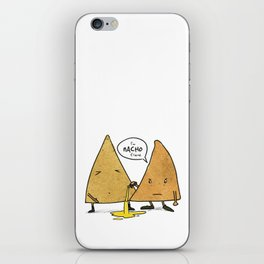 Nacho Friend iPhone Skin